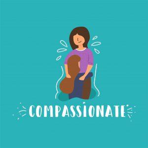 Ενσυναίσθηση και ενδιαφέρον για τους άλλους